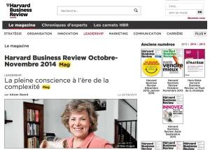 harvard business review ellen langer