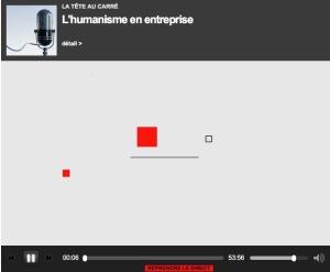 France inter entreprise humaniste